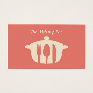 Catering Cards