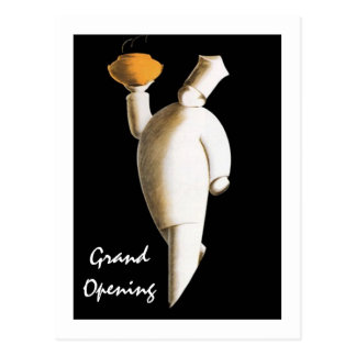 Catering Cater Business Grand Opening PC Postcards