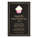 """Catering Cupcake Bakery Pastry Chef 5.5"""" X 8.5"""" Flyer"""