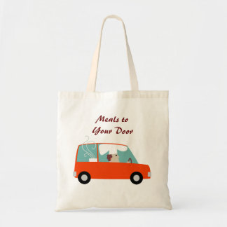 Catering Delivery Business Tote Bag
