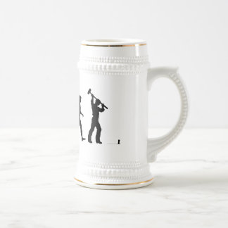 Catering Food Cooking Mens and Womens Work 18 Oz Beer Stein