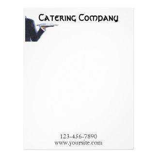 Catering Letterhead