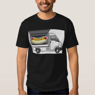 Catering Van Food Truck T Shirt