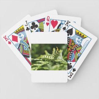 Caterpillar 2012 baraja de cartas