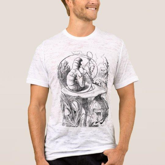Caterpillar (Alice's Adventures in Wonderland) T-Shirt