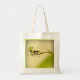 Caterpillar - Future Butterfly Photograph Tote Bag