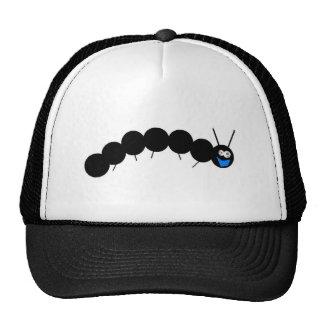 Caterpillar Cap