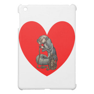 Caterpillar Love iPad Mini Case