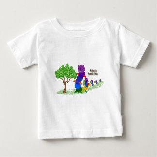 Caterpillar MOM Kids it's Lunch Time Kids  Apparel Baby T-Shirt