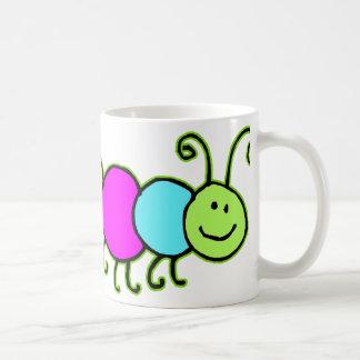 Caterpillar Netty Coffee Mug
