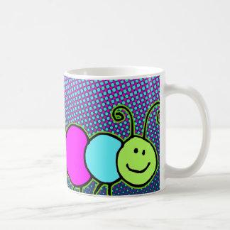 Caterpillar Netty Coffee Mugs