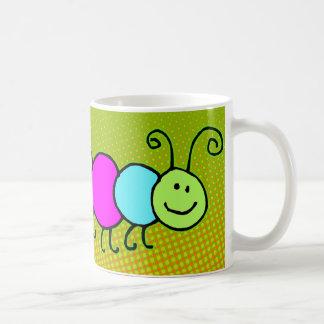 Caterpillar Netty + your ideas Mug