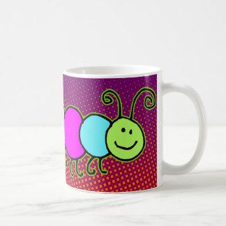 Caterpillar Netty + your ideas Mugs