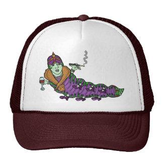 Caterpillar of Society Animal Pun Trucker Hat