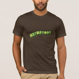 Caterpillar on Your Back! Tee