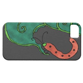 Caterpillar Prepares for a Journey iPhone SE/5/5s Case