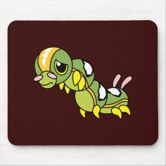 Caterpillar que llora gritador solo triste soporta alfombrillas de raton