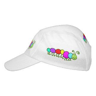 Caterpillar / Raupe Netty + your background & idea Headsweats Hat