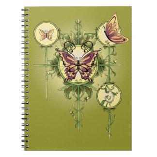 Caterpillar Reborn Notebook