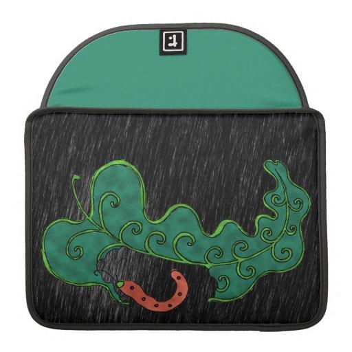Caterpillar se prepara para un viaje fundas para macbooks