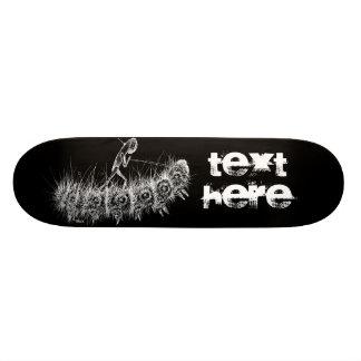 Caterpillar Surfer Skateboard Decks