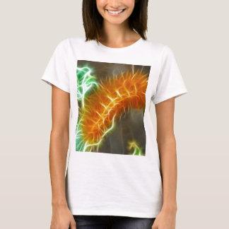 Caterpiller Fractal T-Shirt