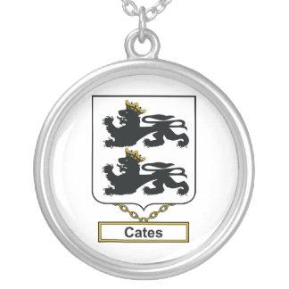 Cates Family Crest Custom Jewelry