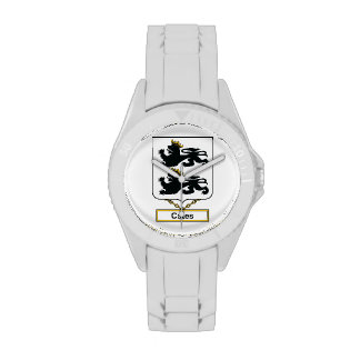 Cates Family Crest Watch
