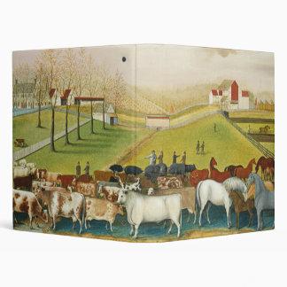 Catetos de Edward - la granja de Cornell