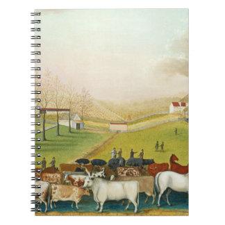 Catetos de Edward - la granja de Cornell Libros De Apuntes