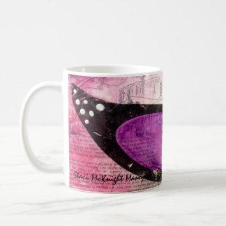 CatEye Glasses Mug