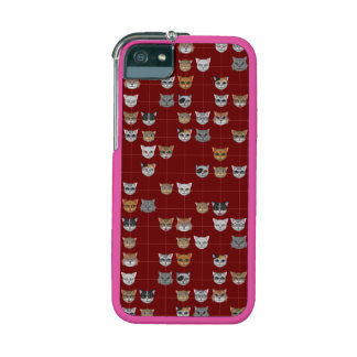 catface iPhone 5/5S covers