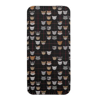 catface iPhone 5 pouch