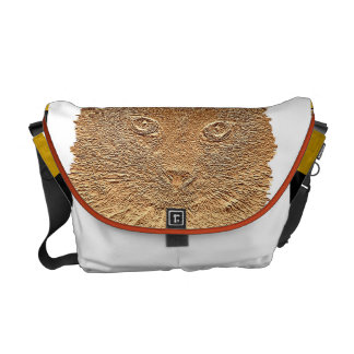 Catface Messenger Bag Design by Shawn M. Tomlinson