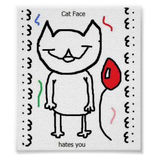 catface posters