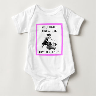 CATFIGHT BABY BODYSUIT