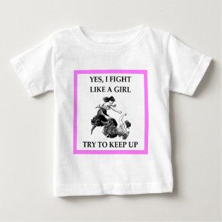 CATFIGHT BABY T-Shirt