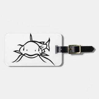 Catfish Bag Tag