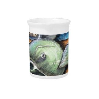 Catfish Beverage Pitcher