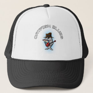 Catfish Blues Trucker Hat