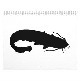 Catfish Wall Calendars
