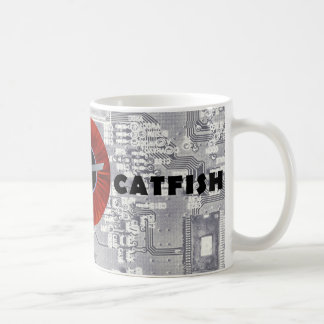Catfish Coffee Mug