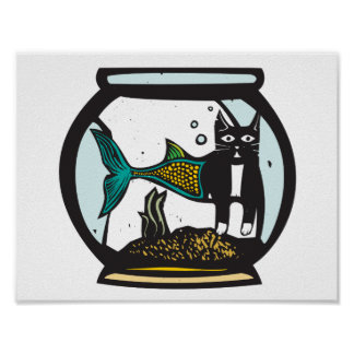Catfish FishBowl Poster