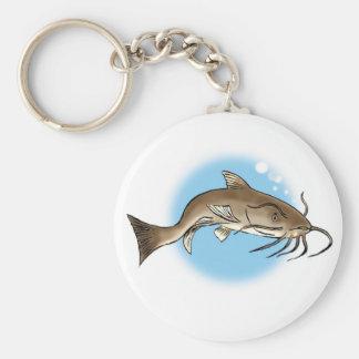 Catfish Key Chains