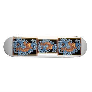 Catfish Kiss Skateboard Deck