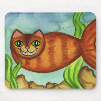 catfish mouse pad