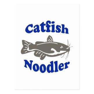 CATFISH NOODLER POSTCARD