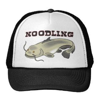 Catfish Noodling Trucker Hat