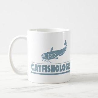 Catfish -ologist - Fishing, Cooking Coffee Mugs