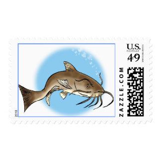 Catfish Stamp